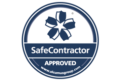Safe Contractor Approved Company - accreditations