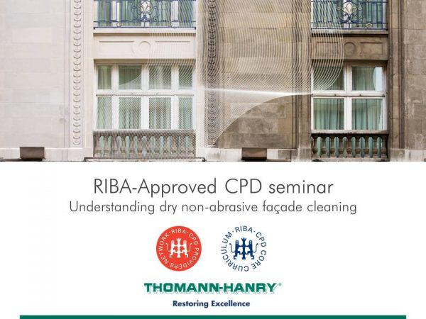 CPD seminar on facade cleaning