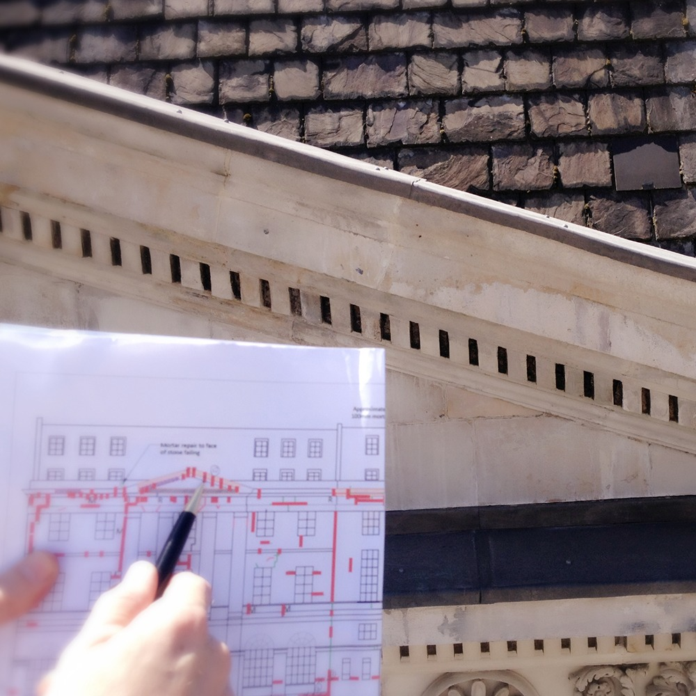 building survey, facade consultancy and surveys