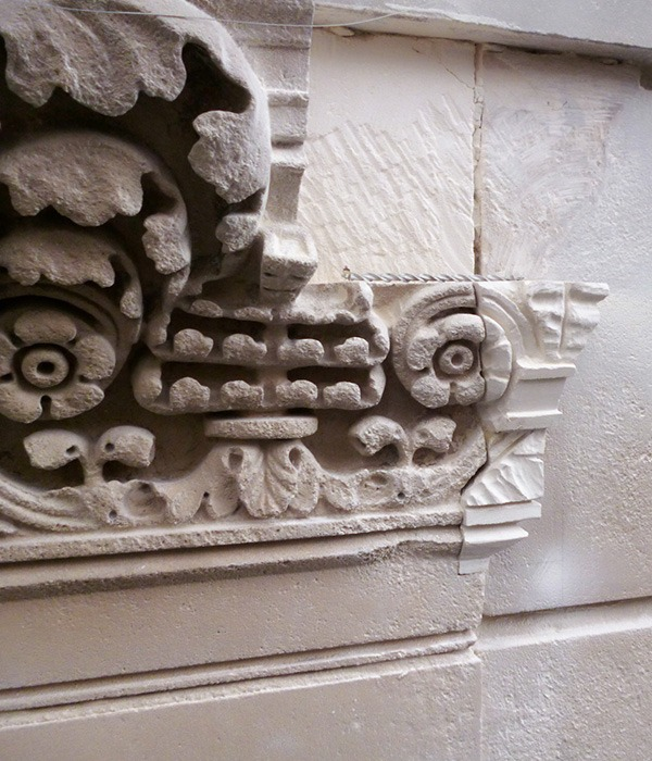 stone restoration, Bank of England