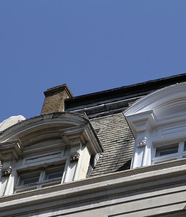 window restoration, Mayfair, London