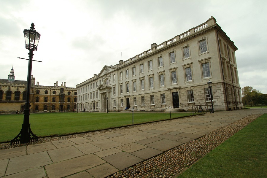 Gibbs' building King's College