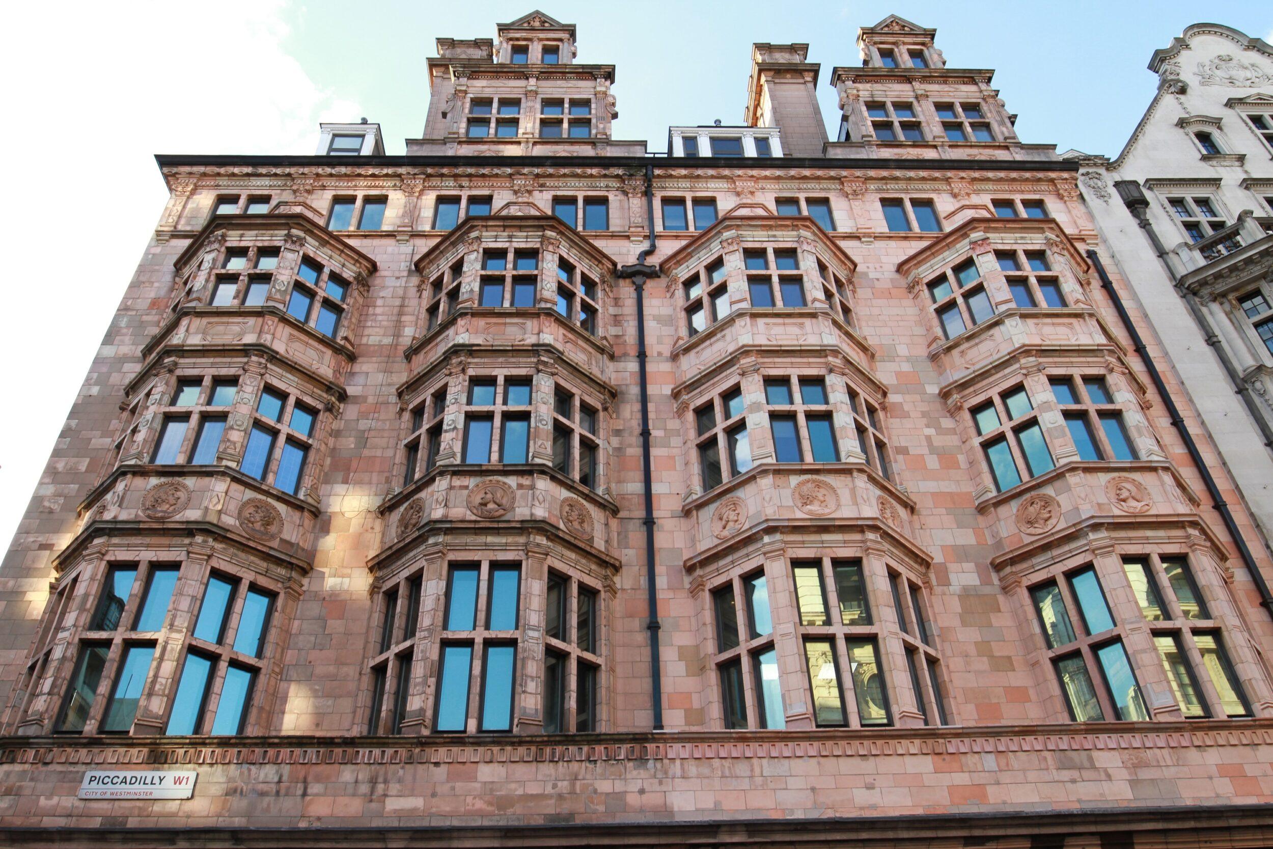clean Terracotta facades