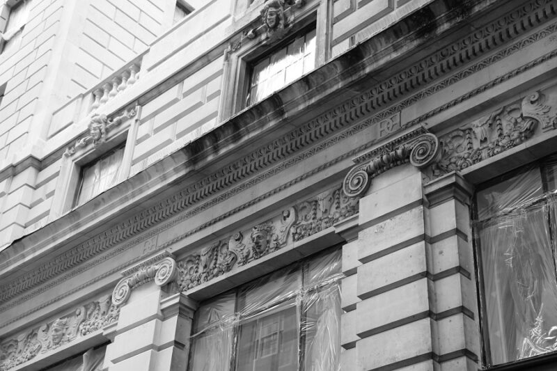 Devonshire House Mayfair restoration