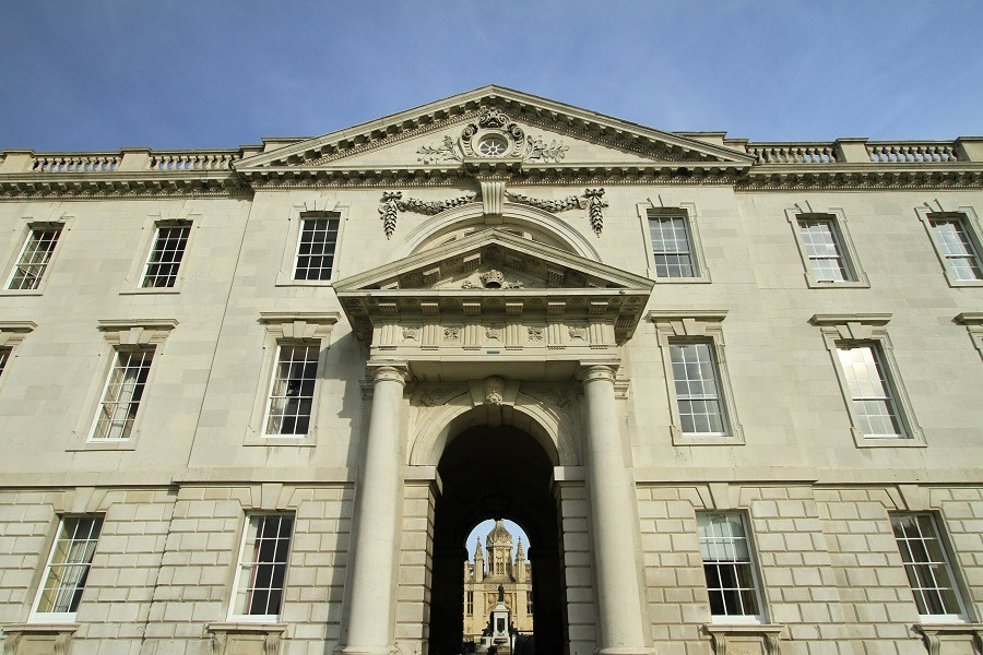 Gibbs's building Cambridge