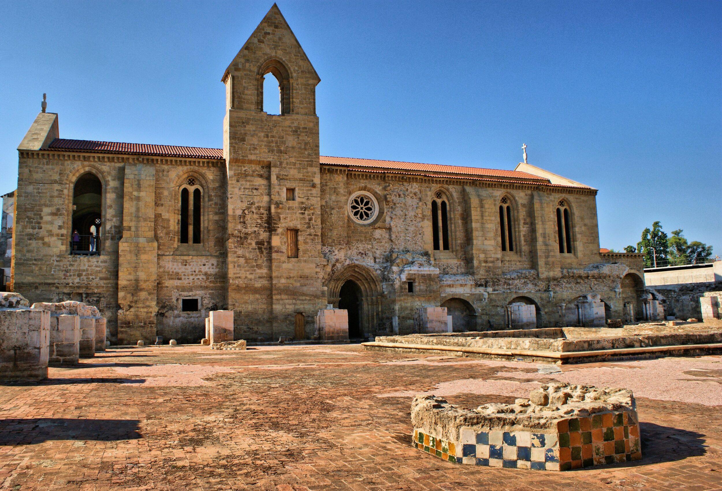 Monastery-of-Santa-Clara-a-Velha-Old-St.-Clare