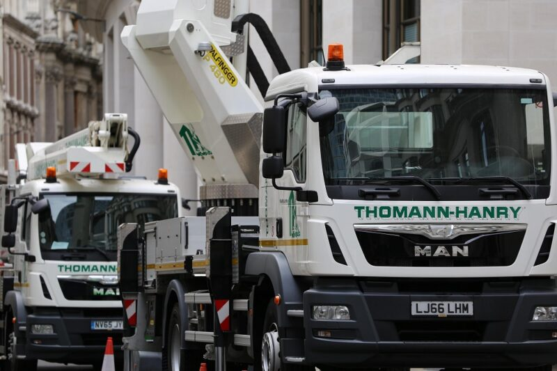 Thomann-Hanry® fleet