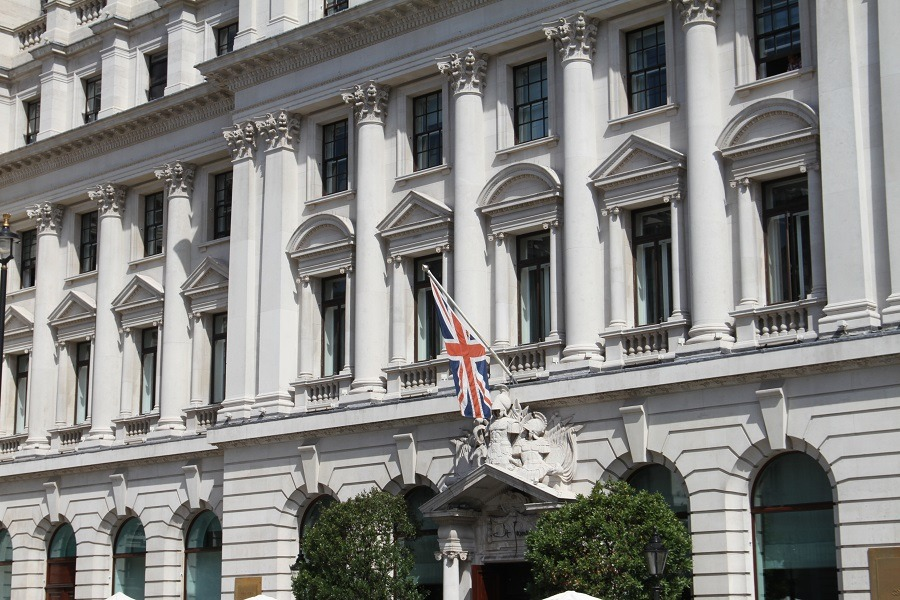 hotel buildings facades