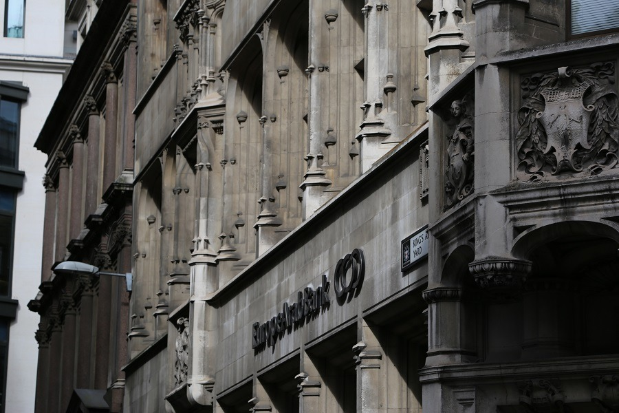 Europe Arab Bank Moorgate