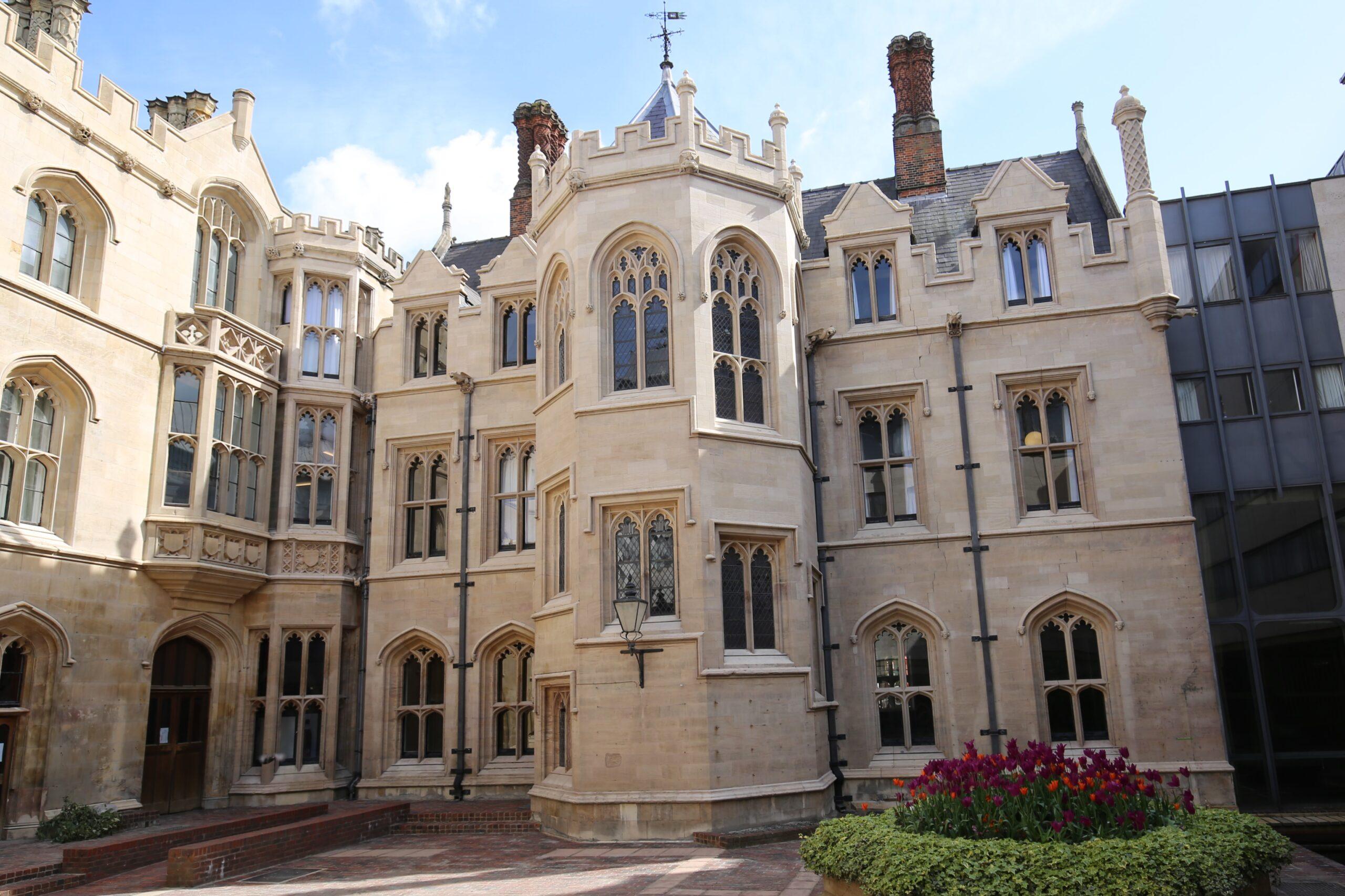 King's College restoration