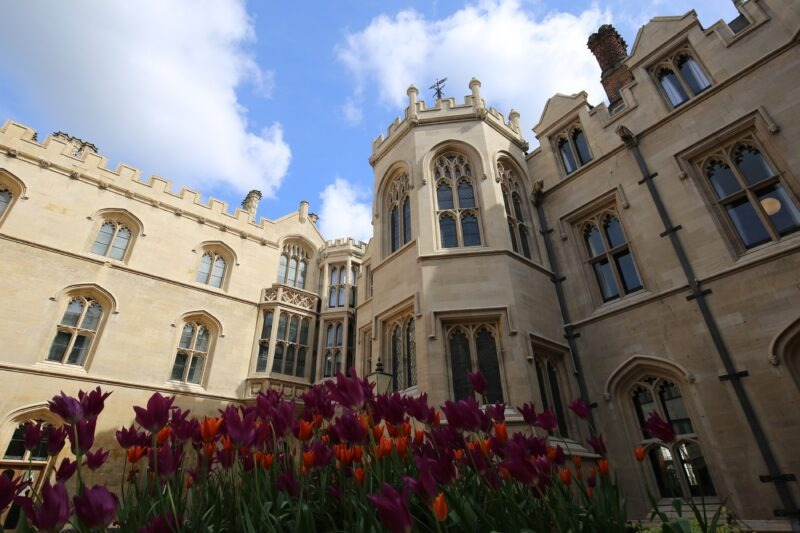 Chetwynd Court, King's College, Cambridge