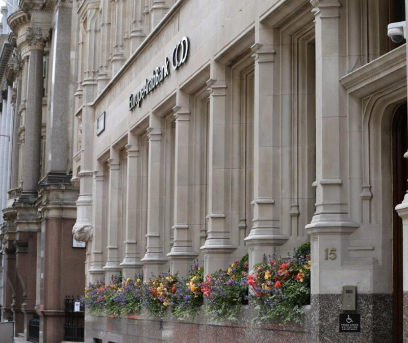 facade-cleaning-Europe-Arab-Bank-Moorgate-London