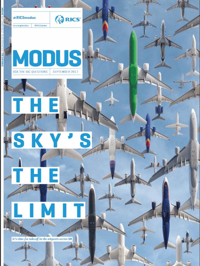 Modus RICS Magazine-September-2017