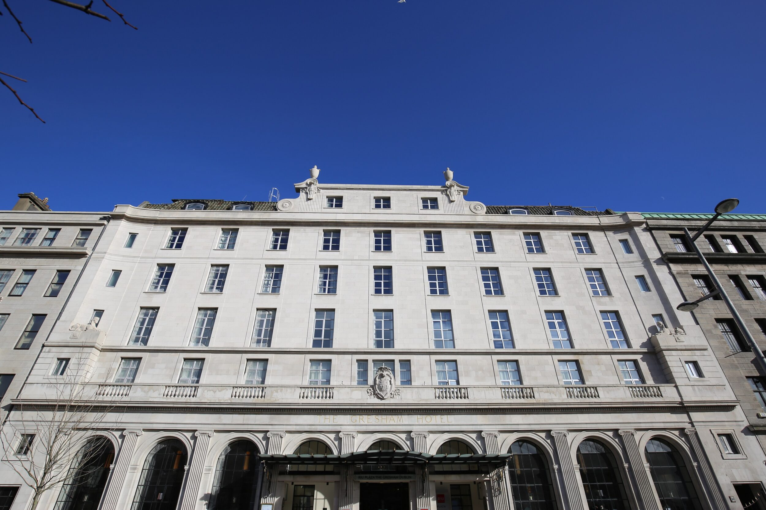 The Gresham Hotel Dublin restoration
