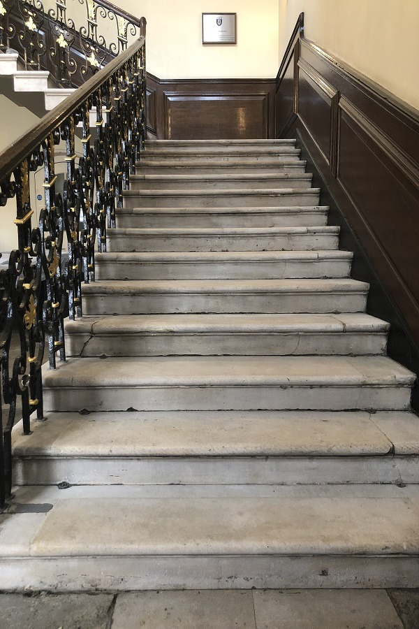 staircases restoration in London