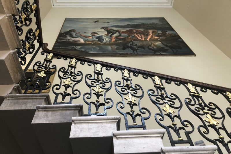 restoring staircases