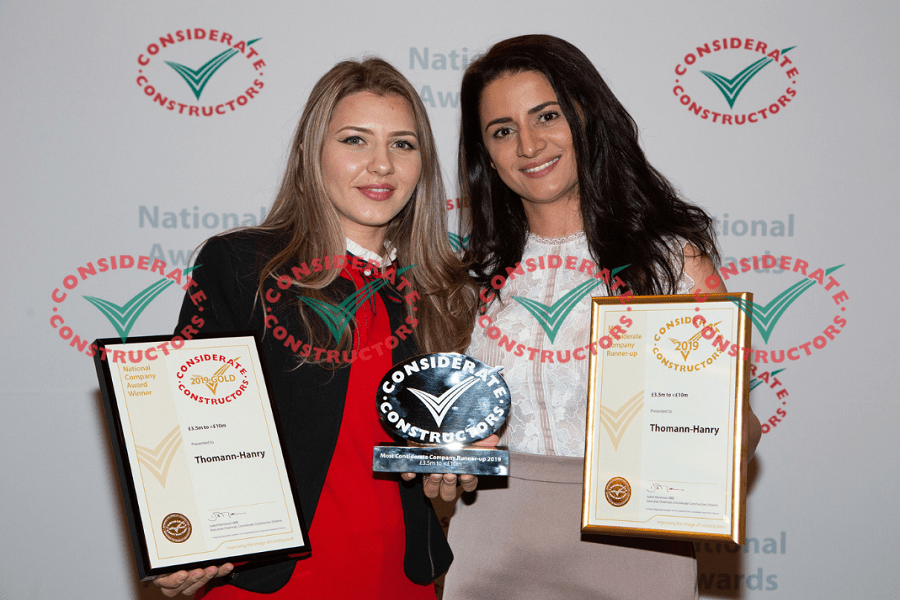 considerate constructors awards 2019