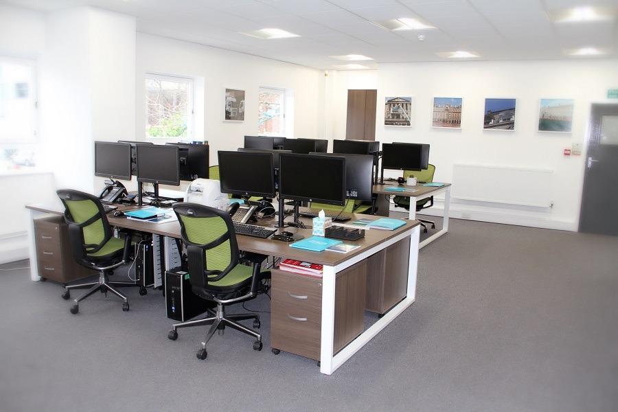 Thomann-Hanry London office