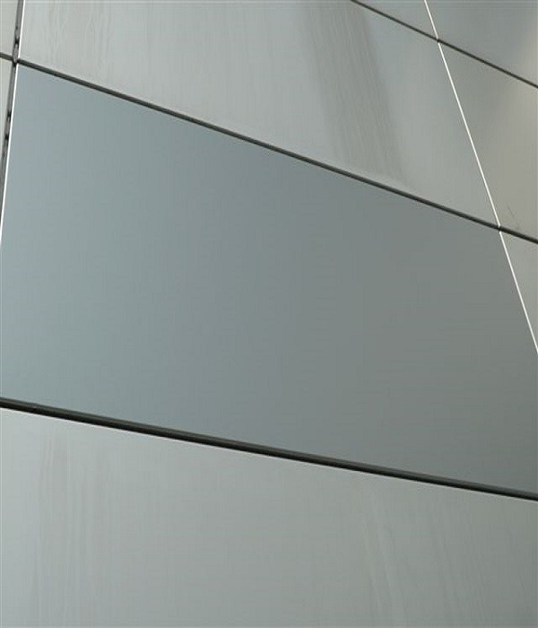 metal façade cleaning