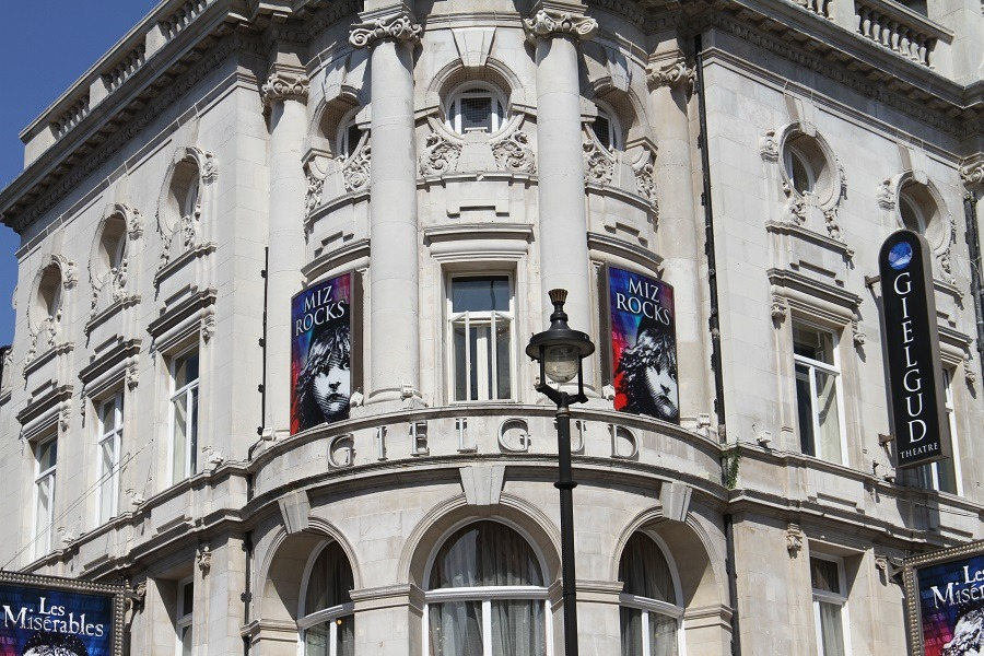 theatre restoration in London