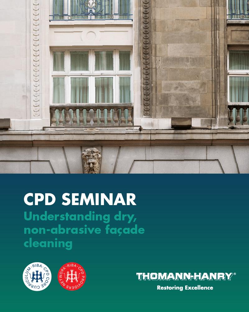 façade cleaning CPD seminar