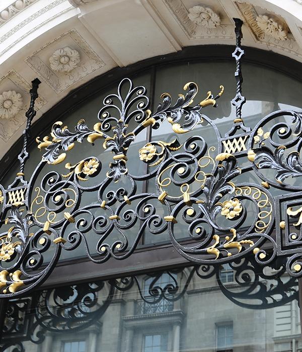 facade metalwork