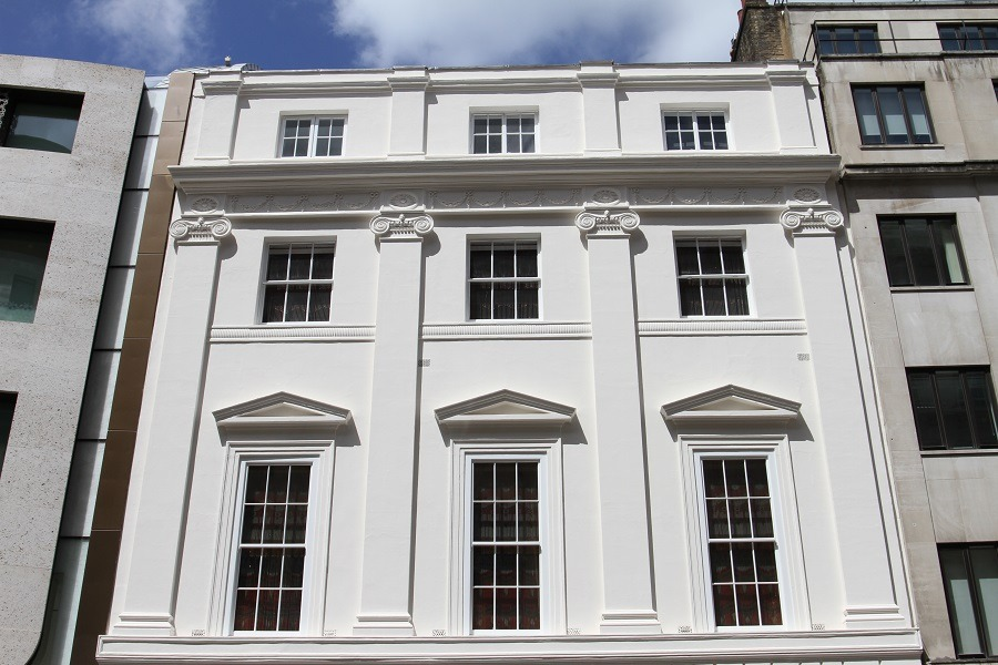building restoration 9 Conduit Street