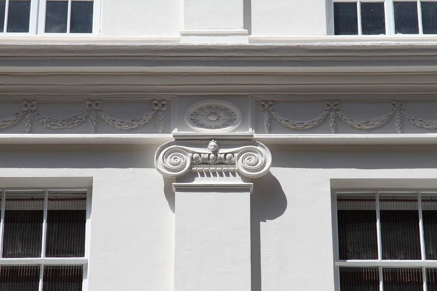 9 Conduit Street restoration