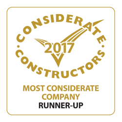CCS Awards Most Considerate Company Runner-Up 2017