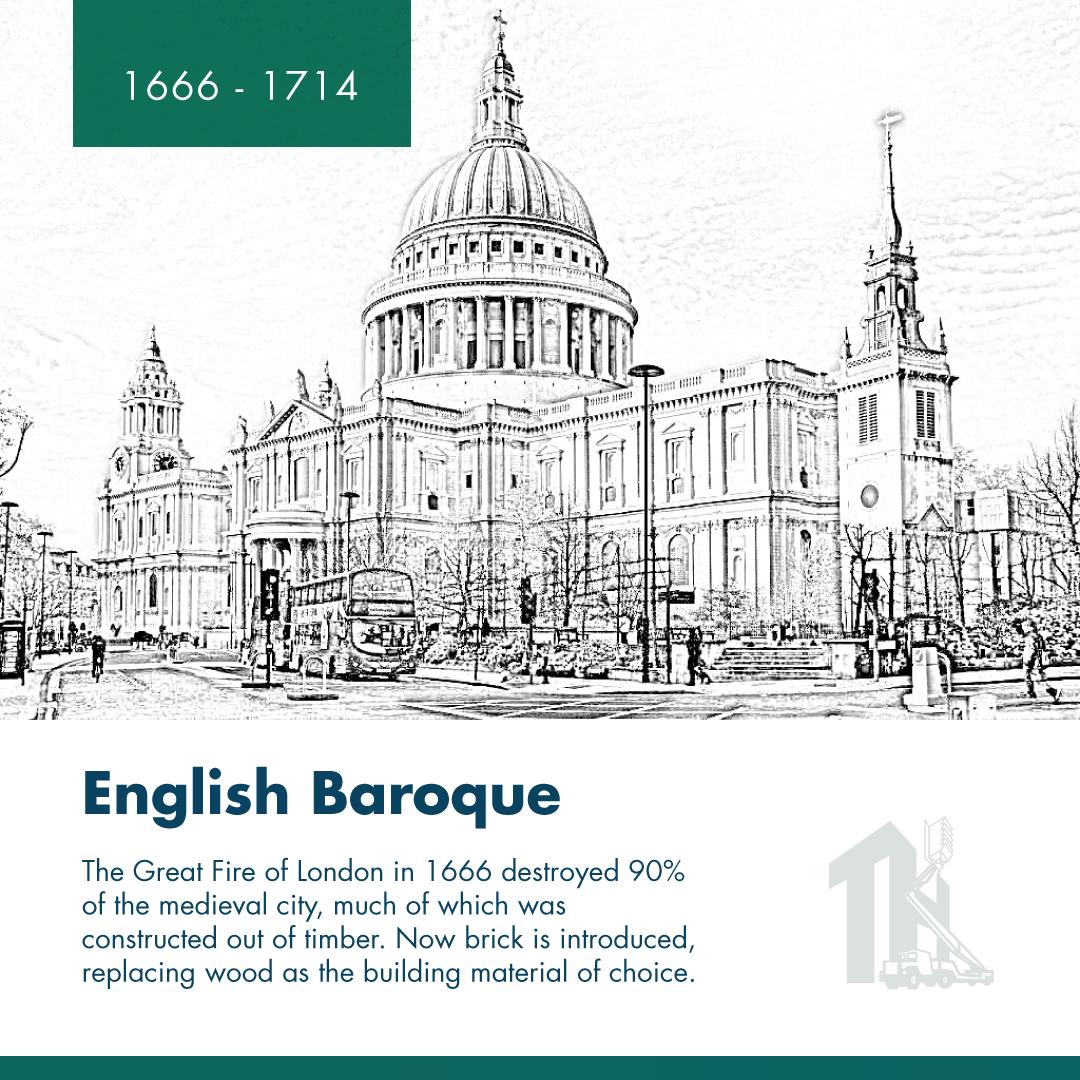 London Architecture_english baroque