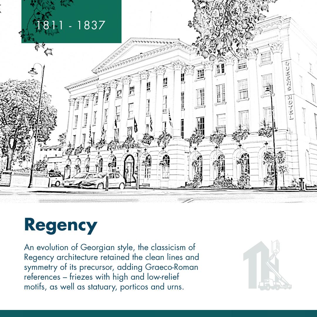 London Architecture_regency period