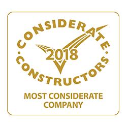 Most Considerate Company 2018 #ccsawards