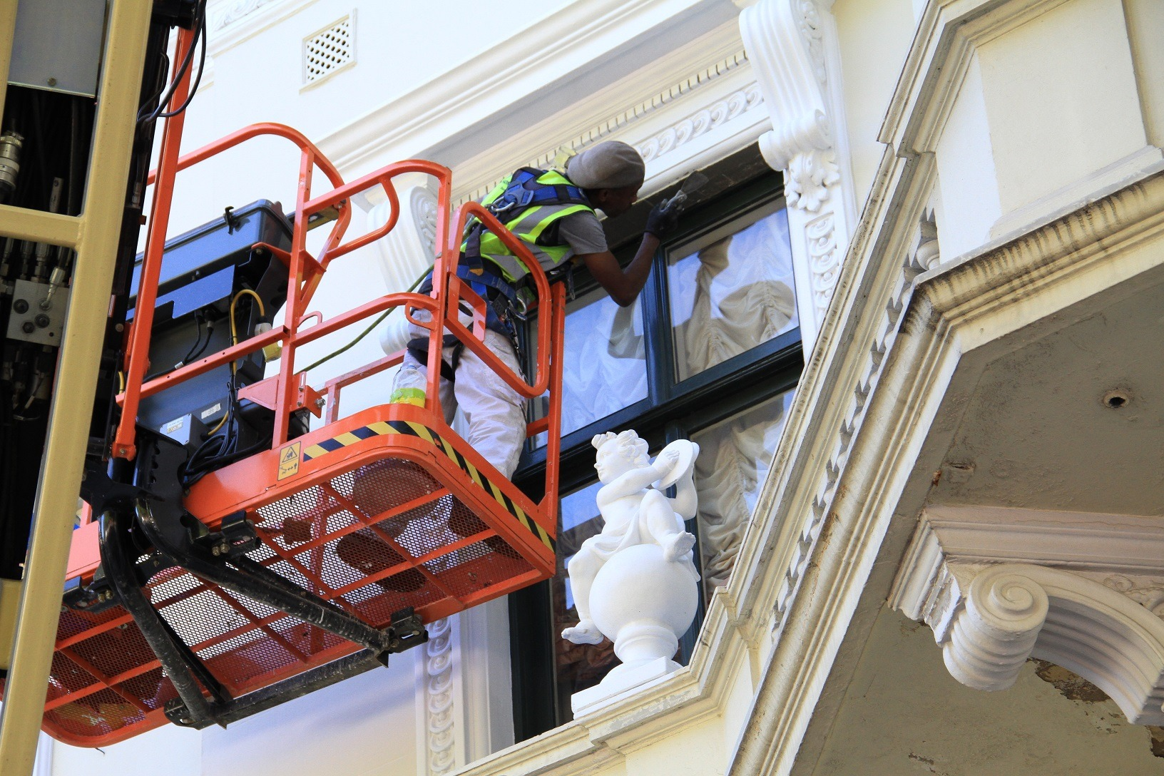 facade painting experts