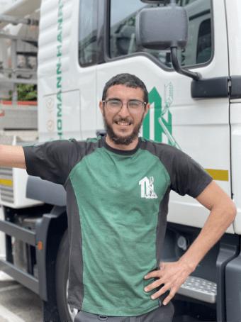 Abdul-Rahman_Marzok__Jr Mechanic, Thomann-Hanry