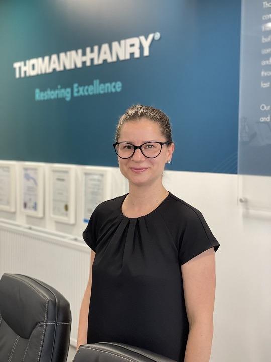 Valerija Lisakova, Thomann-Hanry